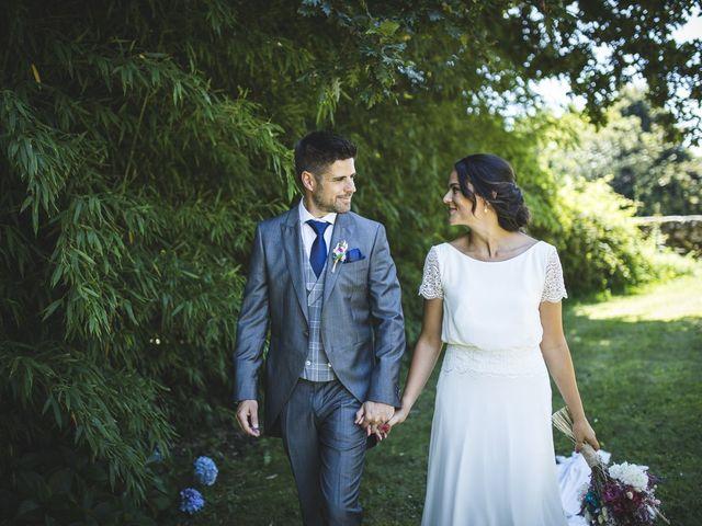 La boda de Pablo y Lorena en Nigran, Pontevedra 45