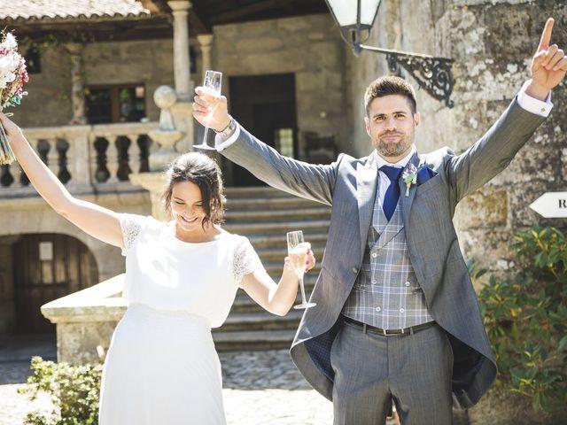 La boda de Pablo y Lorena en Nigran, Pontevedra 52