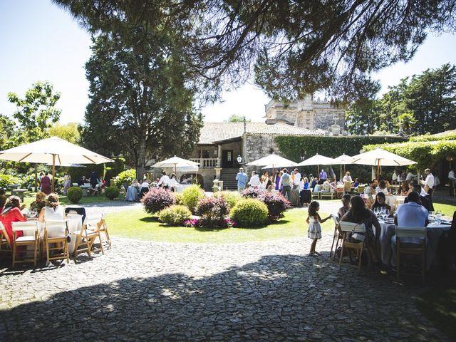 La boda de Pablo y Lorena en Nigran, Pontevedra 60