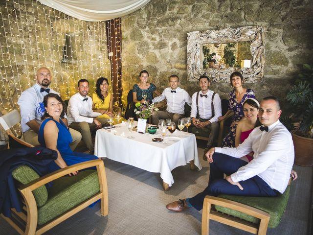 La boda de Pablo y Lorena en Nigran, Pontevedra 61