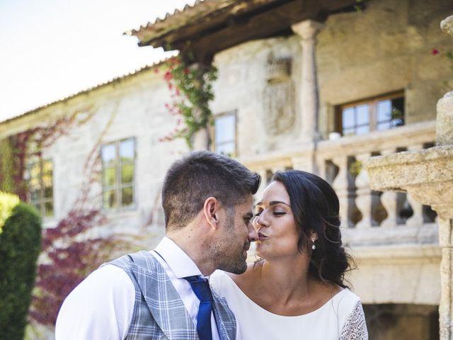 La boda de Pablo y Lorena en Nigran, Pontevedra 78