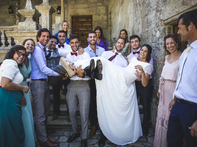 La boda de Pablo y Lorena en Nigran, Pontevedra 80