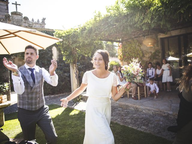 La boda de Pablo y Lorena en Nigran, Pontevedra 87