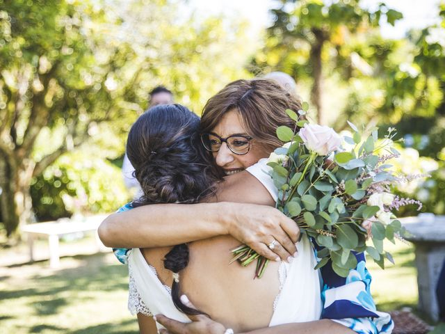 La boda de Pablo y Lorena en Nigran, Pontevedra 88