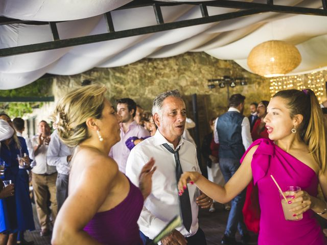 La boda de Pablo y Lorena en Nigran, Pontevedra 105