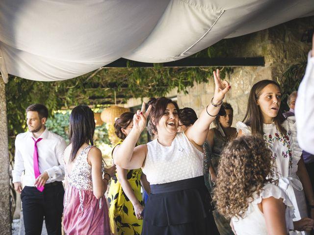 La boda de Pablo y Lorena en Nigran, Pontevedra 106