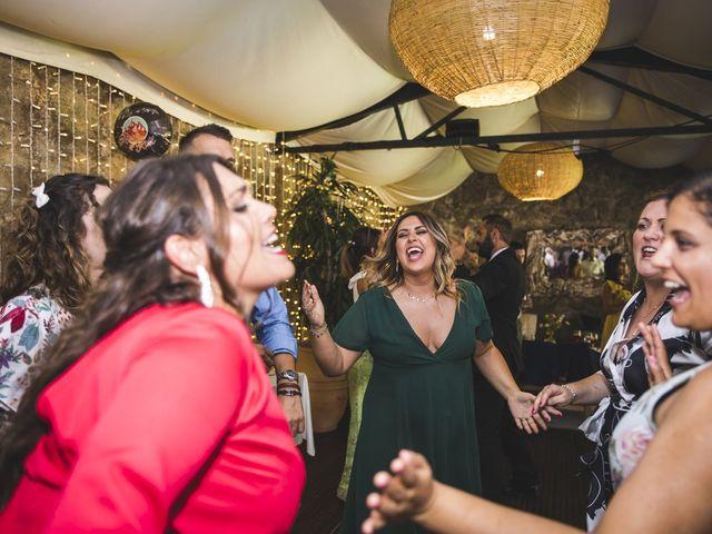 La boda de Pablo y Lorena en Nigran, Pontevedra 107