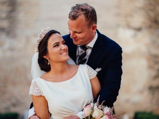 La boda de Ana y Tom