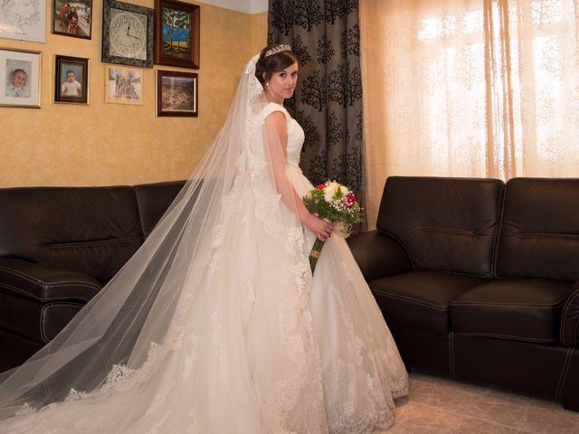 La boda de Carolina  y Yareb  en Valladolid, Valladolid 15