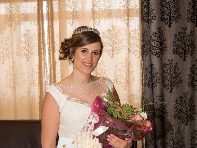 La boda de Carolina  y Yareb  en Valladolid, Valladolid 16
