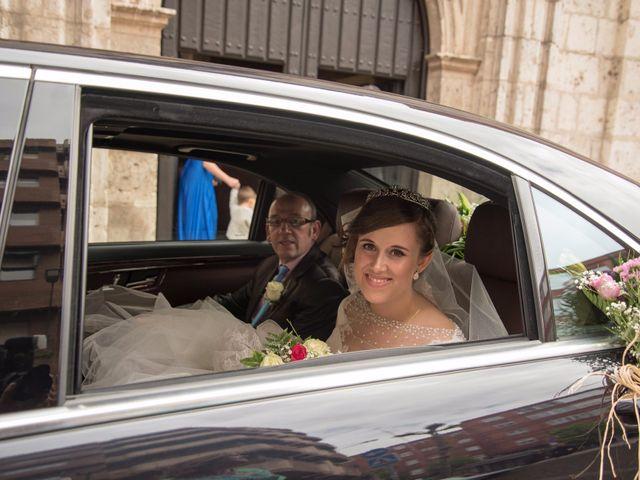 La boda de Carolina  y Yareb  en Valladolid, Valladolid 17