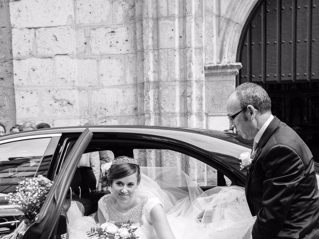La boda de Carolina  y Yareb  en Valladolid, Valladolid 18
