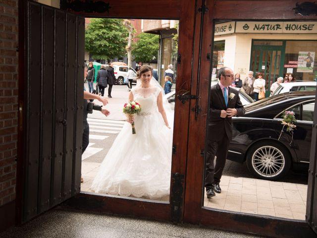 La boda de Carolina  y Yareb  en Valladolid, Valladolid 19