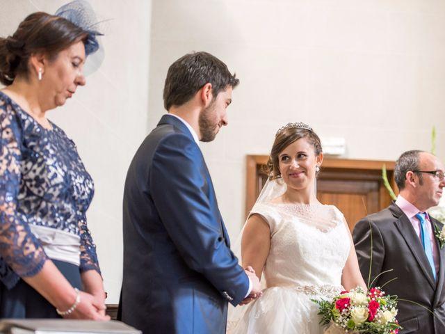 La boda de Carolina  y Yareb  en Valladolid, Valladolid 21