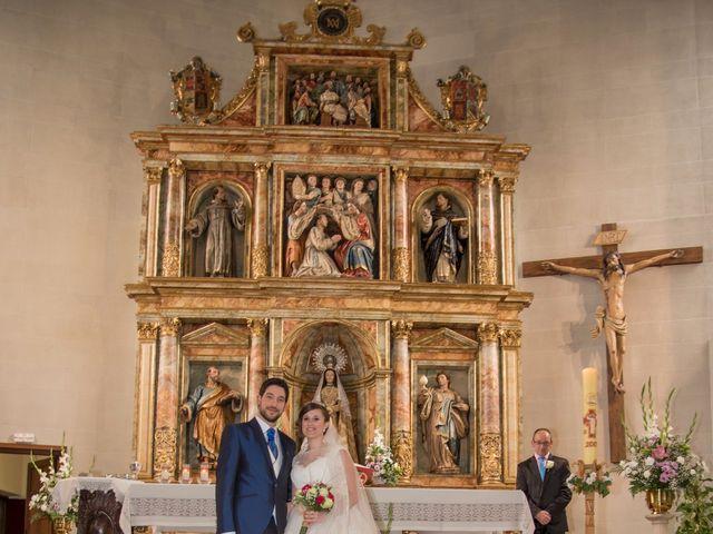 La boda de Carolina  y Yareb  en Valladolid, Valladolid 22