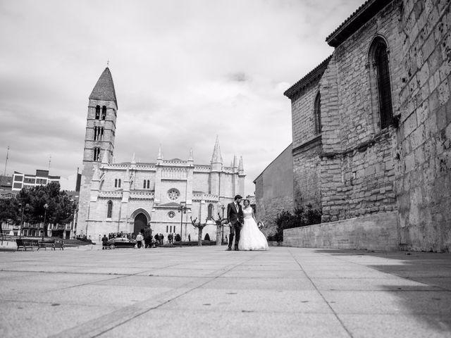 La boda de Carolina  y Yareb  en Valladolid, Valladolid 26