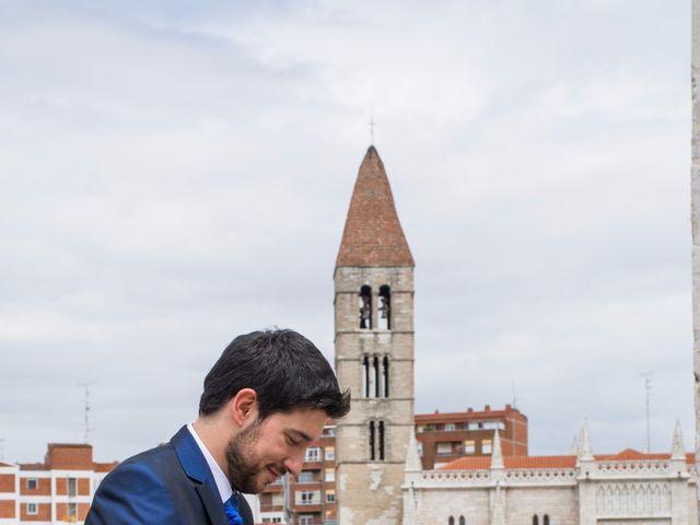 La boda de Carolina  y Yareb  en Valladolid, Valladolid 28