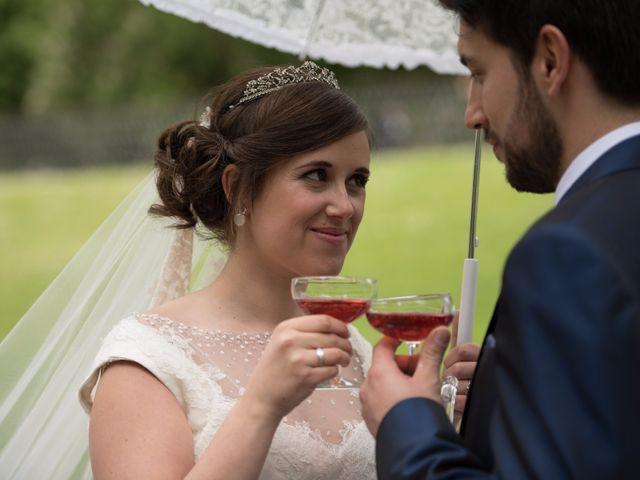 La boda de Carolina  y Yareb  en Valladolid, Valladolid 32