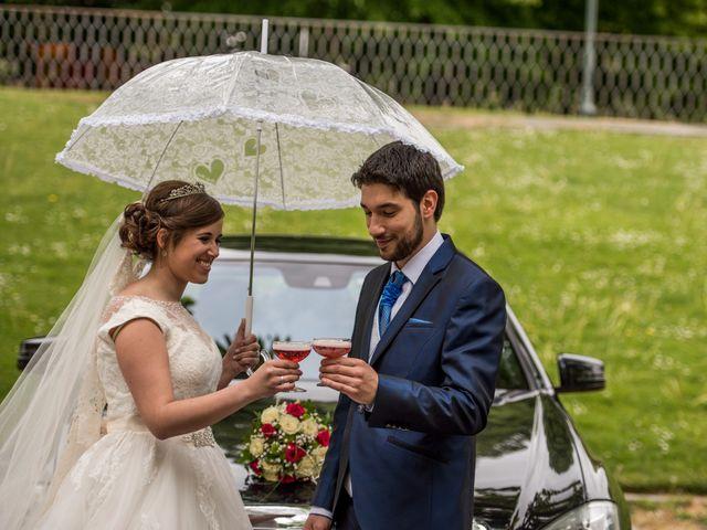 La boda de Carolina  y Yareb  en Valladolid, Valladolid 33