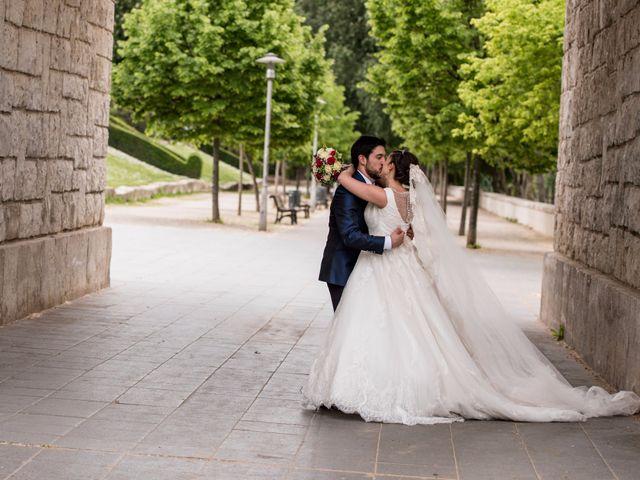 La boda de Carolina  y Yareb  en Valladolid, Valladolid 35