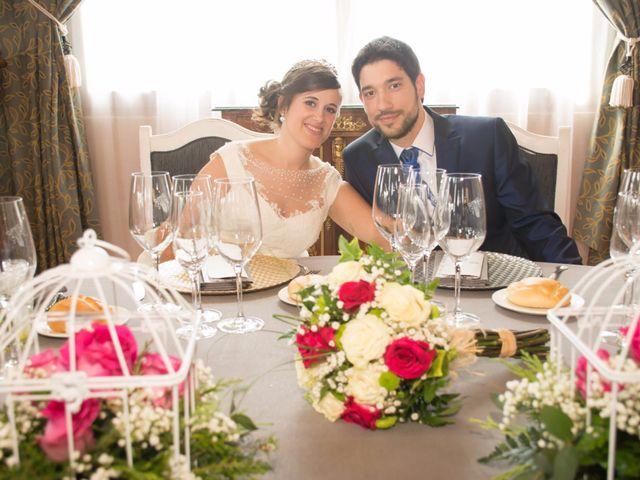 La boda de Carolina  y Yareb  en Valladolid, Valladolid 36