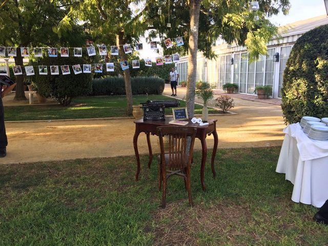 La boda de Victor y Laurie en Utrera, Sevilla 4