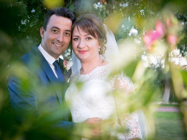 La boda de Yana y Javier