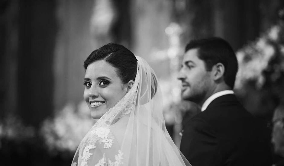 La boda de Carlos y Ester en Pozuelo De Calatrava, Ciudad Real