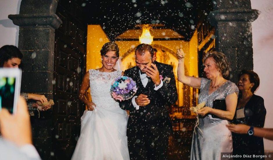 La boda de Bruno y Gabriella en Yaiza, Las Palmas