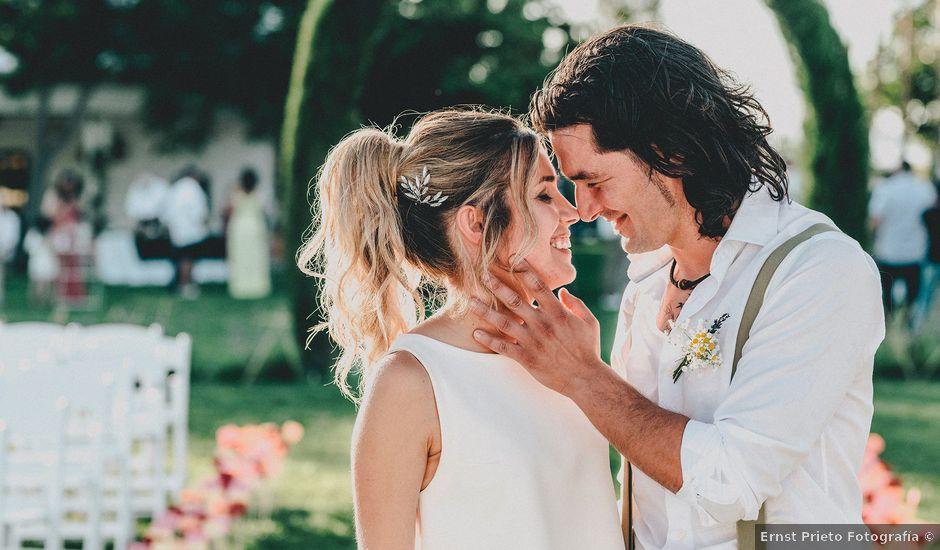 La boda de Daniel y Cristina en Granada, Granada