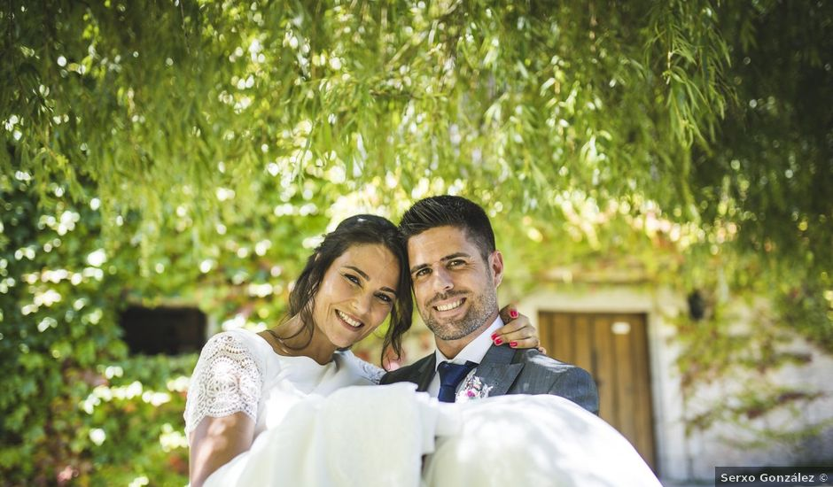 La boda de Pablo y Lorena en Nigran, Pontevedra