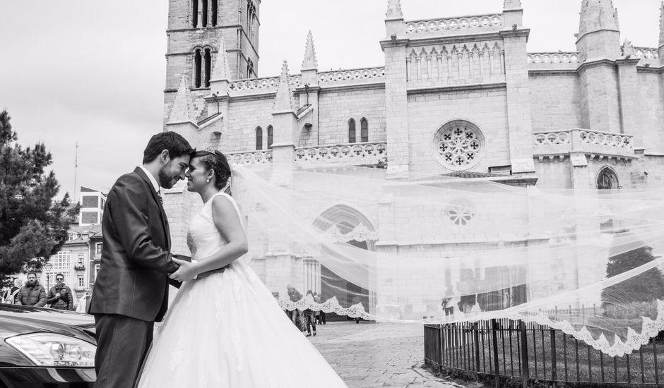 La boda de Carolina  y Yareb  en Valladolid, Valladolid