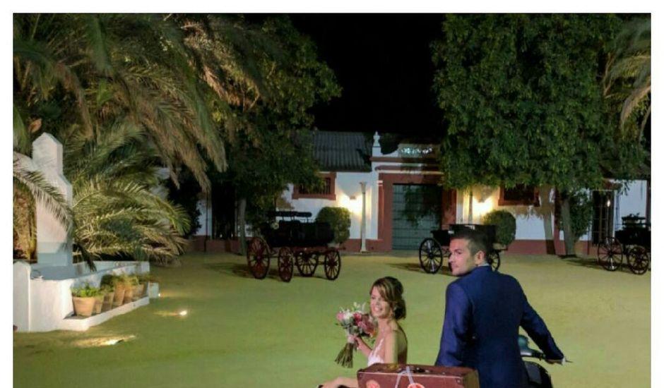 La boda de Victor y Laurie en Utrera, Sevilla