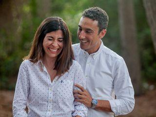 La boda de Montse y Carlos 1