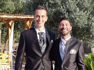 La boda de William  y Alexandre 1