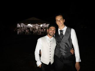 La boda de William  y Alexandre