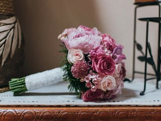 La boda de Irene y Jordan 3