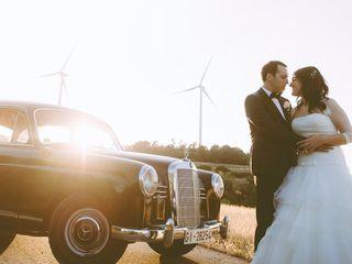 La boda de Cristina y Maties