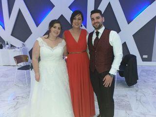 La boda de Vicky y Adrián
