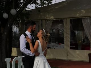 La boda de Jenny y Fran