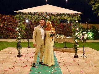 La boda de Joaquin y Maria Amparo