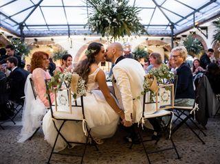 La boda de Lidia y Iñaki