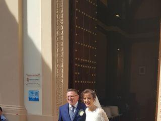 La boda de Maria del Mar y David  1