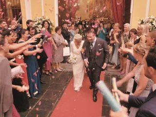 La boda de María y Pepe