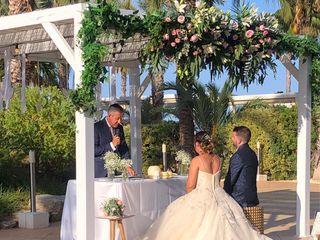 La boda de Sheila y David