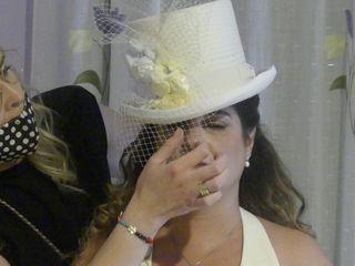 La boda de Luisa Maria y Naday 1