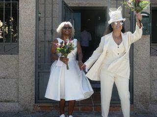 La boda de Luisa Maria y Naday