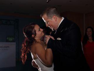 La boda de Judith y Juan Carlos