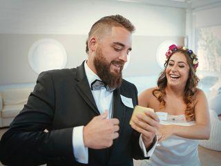 La boda de Esther y Pau