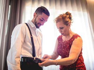 La boda de Patricia y Sepehr 3